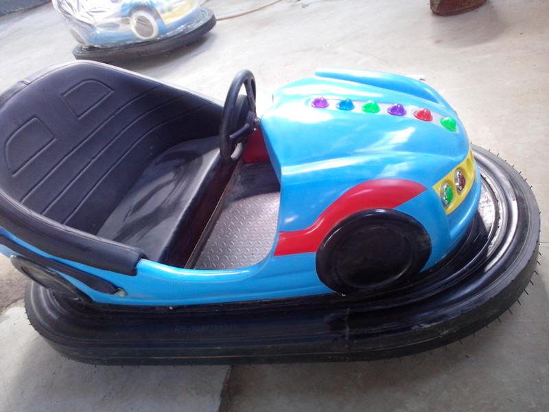 Bumper car rides