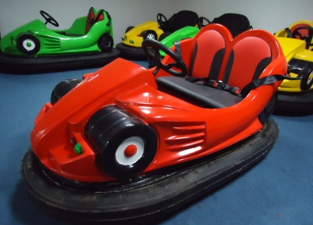 Racing bumper car