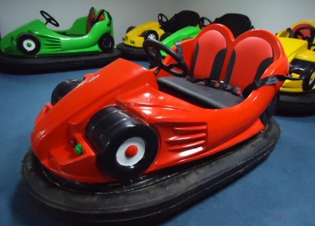 Racing bumper car
