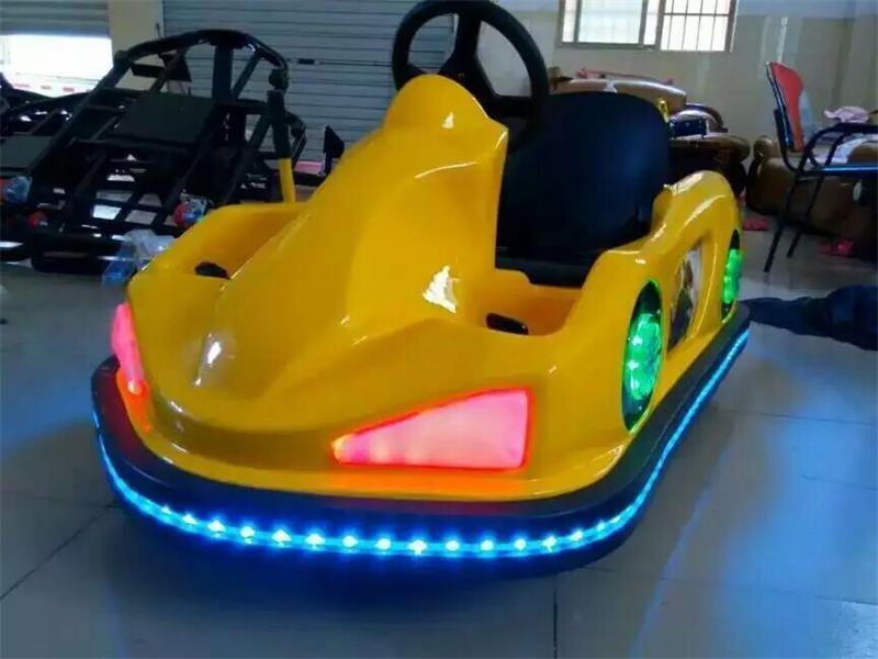 Drift bumper car