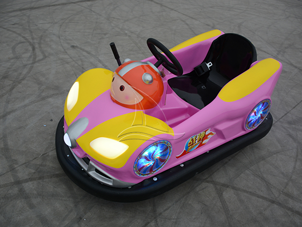 LED mini bumper car