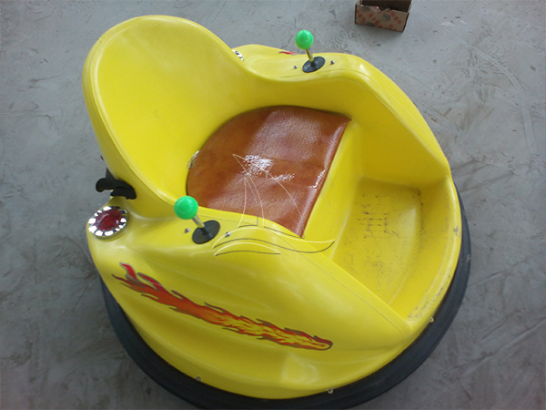 Kids UFO bumper car