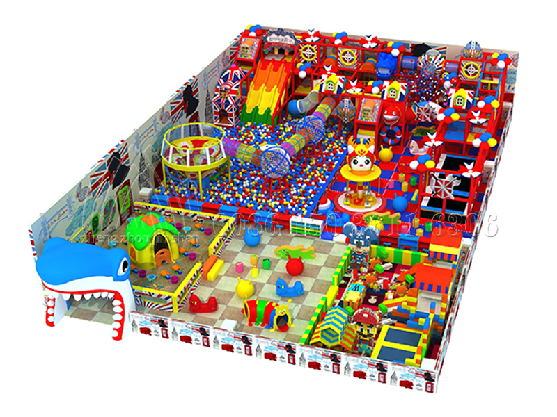 Indoor play area