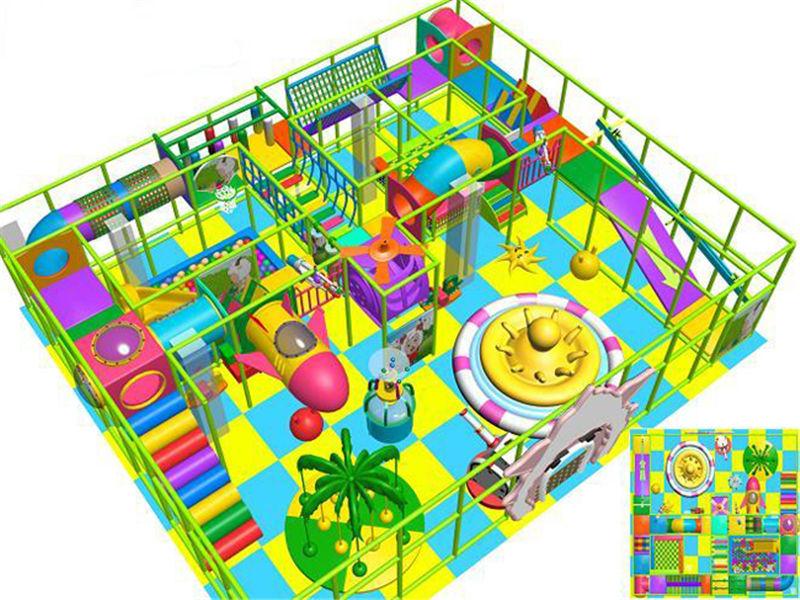 Kids indoor play zone