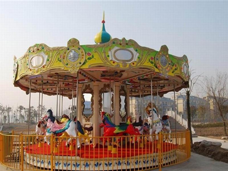 Luxury carousel