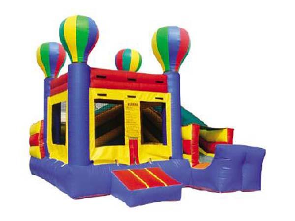Samba balloon bounce combo