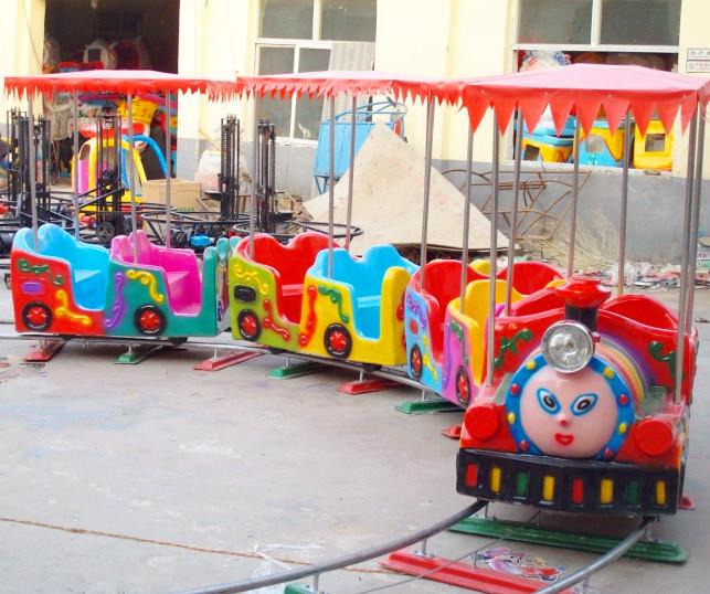 Mini cartoon train