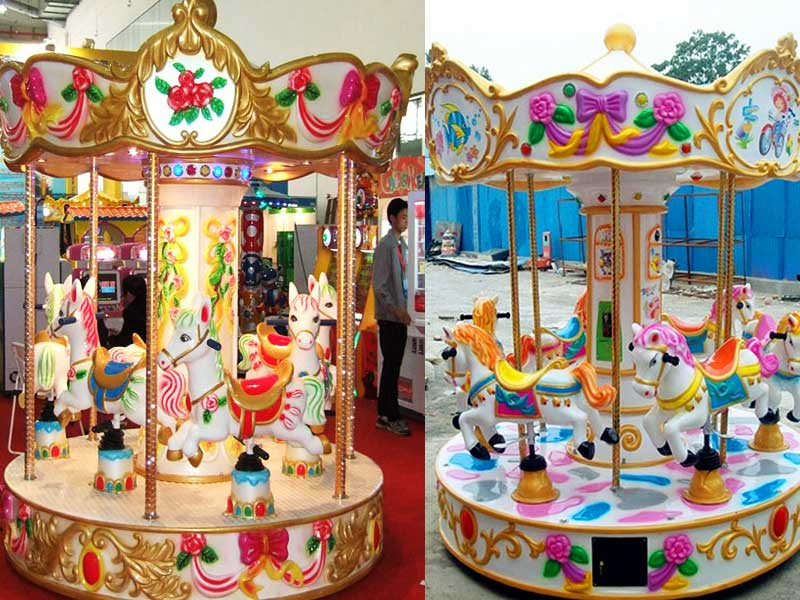 6 seats small carousel for sale