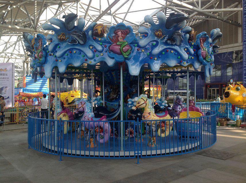 Ocean carousel, carousel ocean city