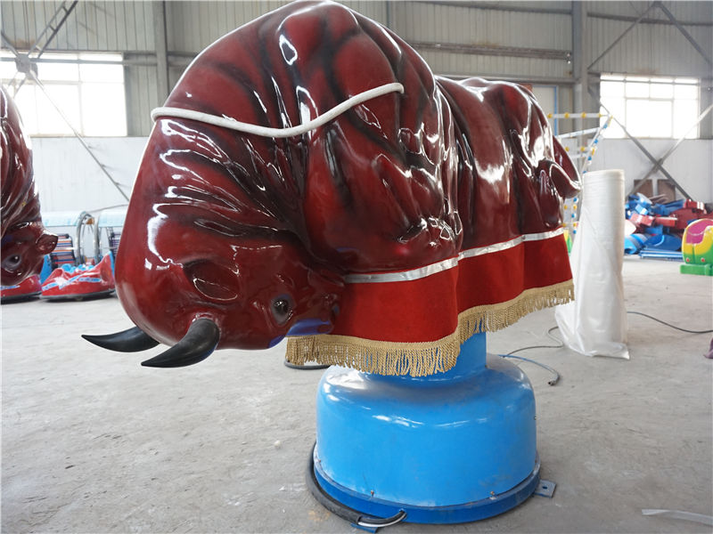 Mechanical bull rides