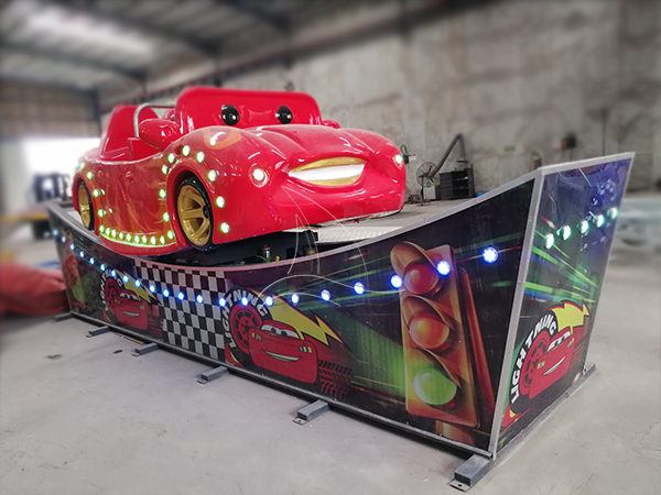 How to buy large amusement equipment?
