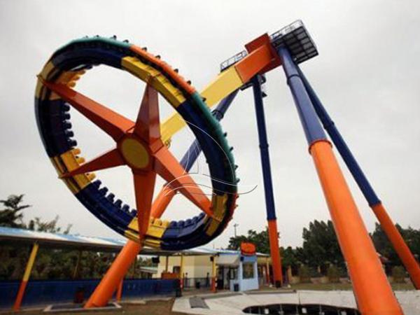 Giant pendulum rides