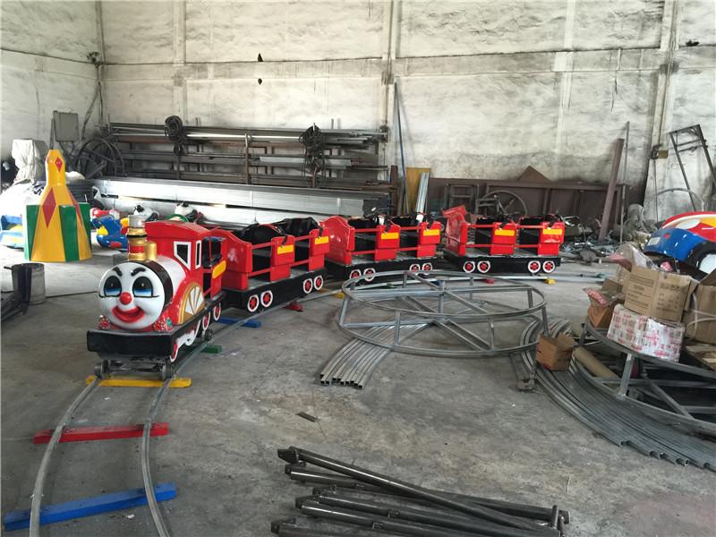 Mini thomas electric train
