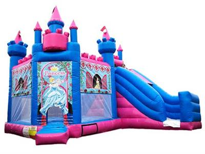 Disney inflatable bouncy castle