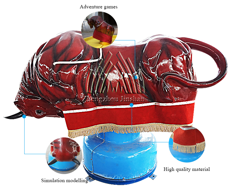 inflatable bull rides