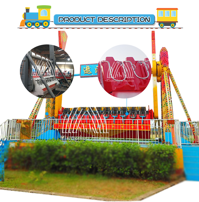 top spin rides