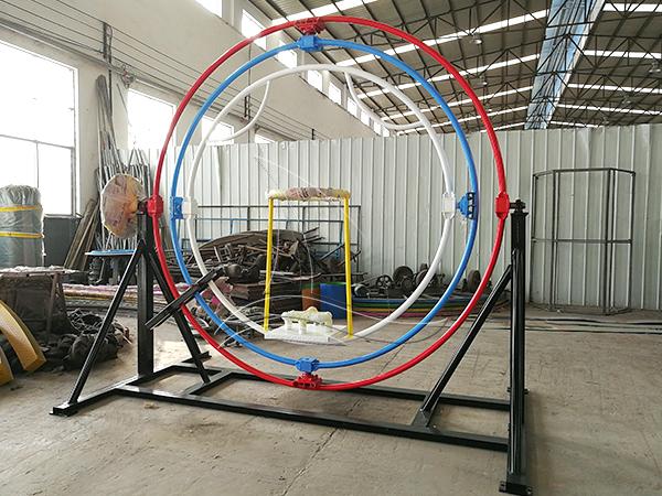 Non-electric Human Gyroscope
