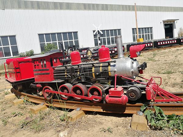 Mini Simulated Steam Track Train