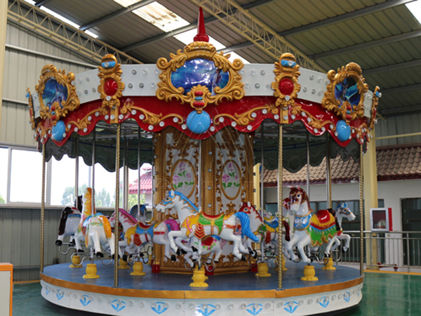 Jinshan new carousel for sale