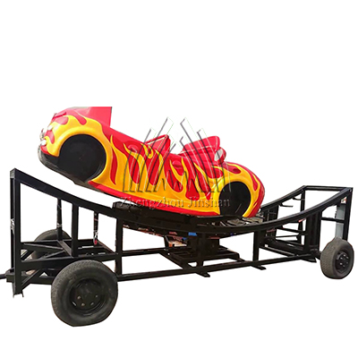 Amusement Rides Trailer Flying Car