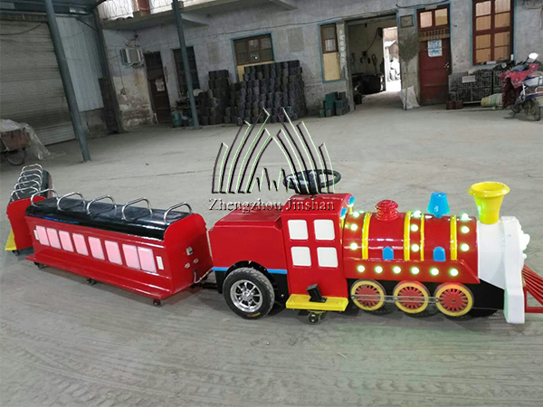 Kids Mini Trackless Train for Sale