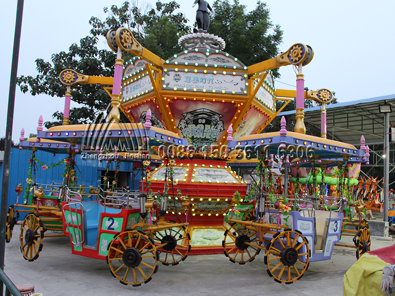 Revolving Carriage Rides (2)