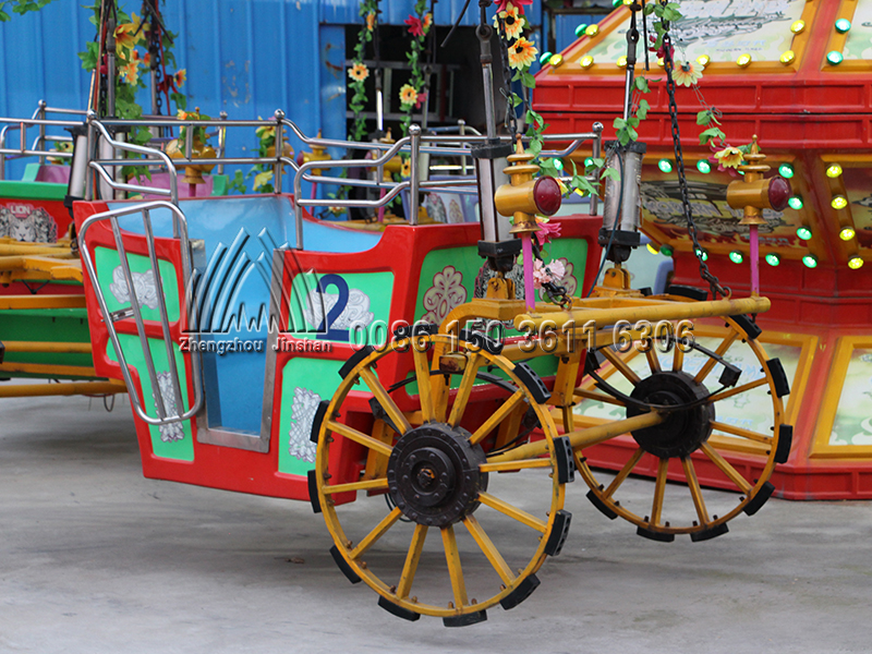 Revolving Carriage Rides (3)