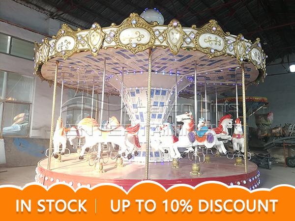 16 Seats Carousel Rides