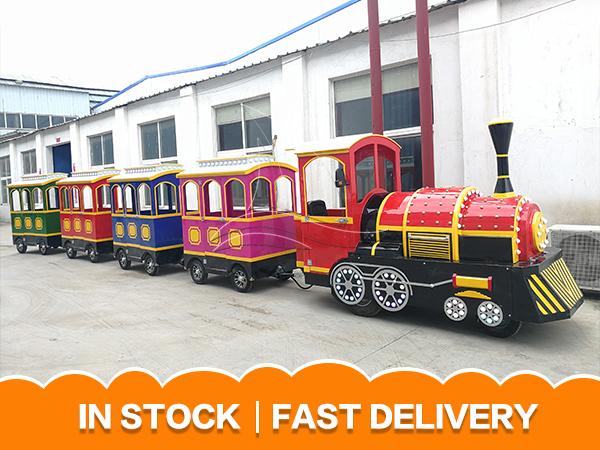 Carnival Mini Trackless Train For Sale