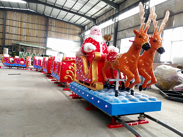 how to choose new style amusement equipment?