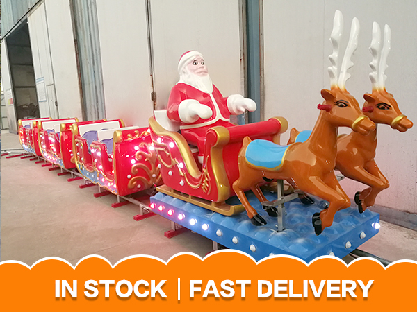 Kids Christmas Train In Stock
