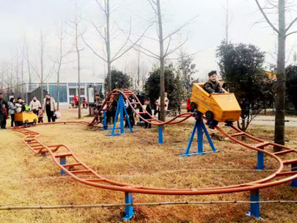 Fire control measures should be taken to manage amusement equipment